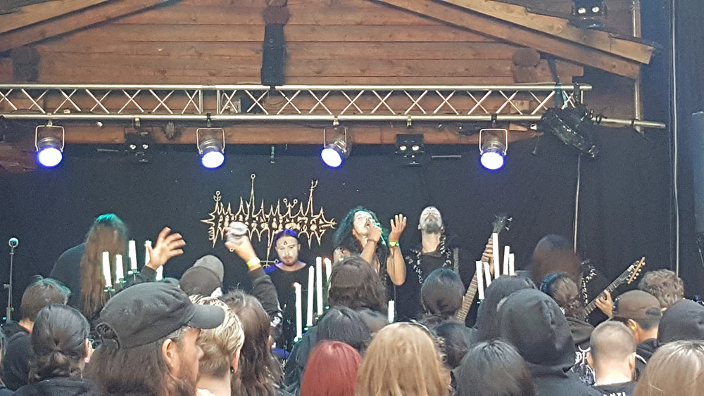 Malepeste - Forest Fest VI - 14/07/2017