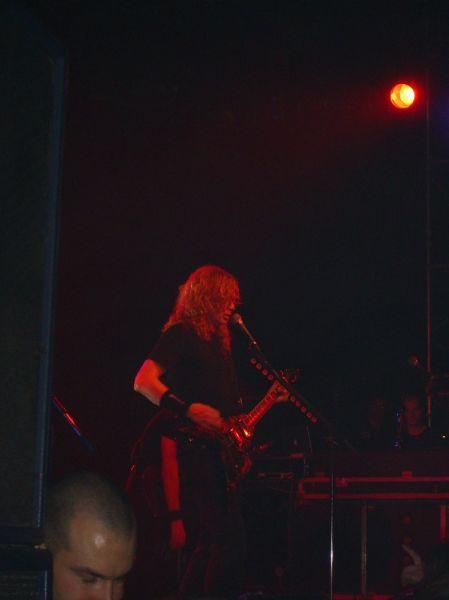 Megadeth - Elysée Montmartre, Paris, 26 février 2008
