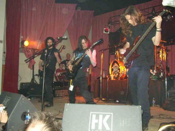 Mind Ripper - Underground Festival III, Millery, 23/04/2005