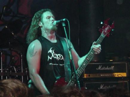 Morbid Angel - Transbordeur, Lyon, 07/03/2004