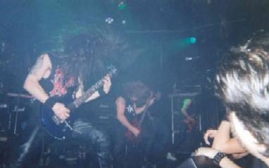 Morbid Angel - Transit Festival, l'Usine, Genève, 06/03/2004