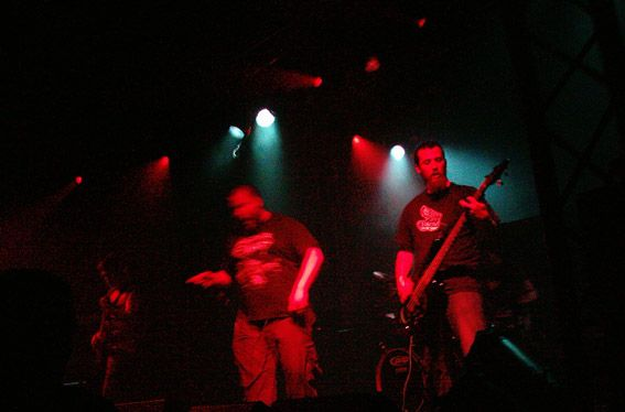 Mumakil - Genève, 23/04/2005