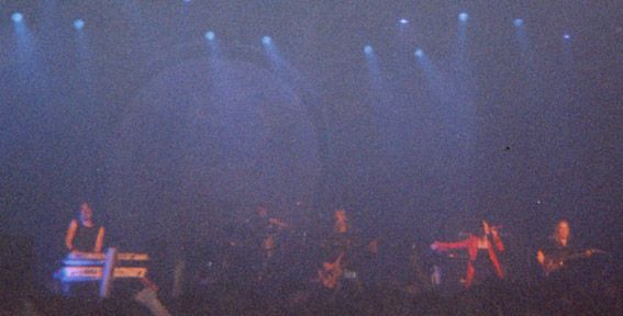 Nightwish - Transbordeur, Lyon, 01/11/2004
