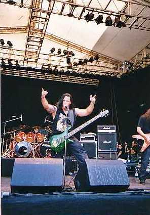 Nile - Metal Days, Z7, Pratteln, 02/08/2003
