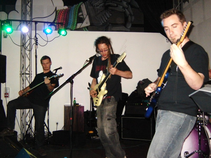 Nocturn, Chez Drey Seynod, 19 avril 2014