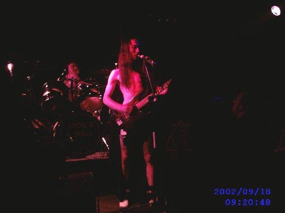 Nuit Noire - Lyon's Hall, 23/06/2007