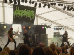 Obscenity - Wacken Opean Air 2003