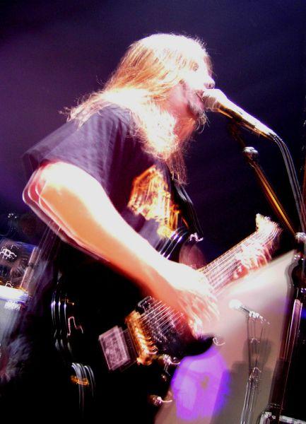 Osirion - 6ème Nuit du Metal, Loisin, 14/05/2005