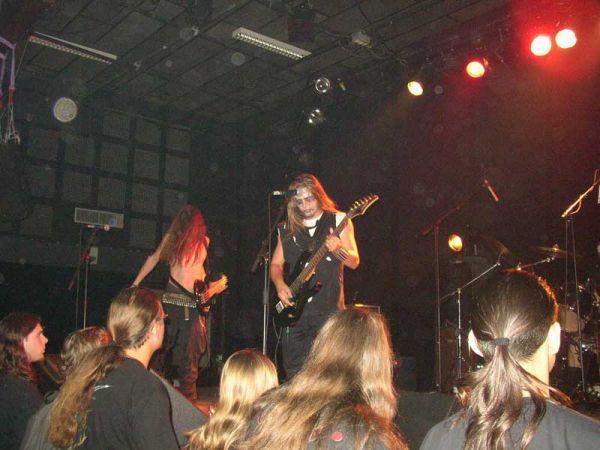 Osirion - CCO Villeurbanne, 10/09/2005