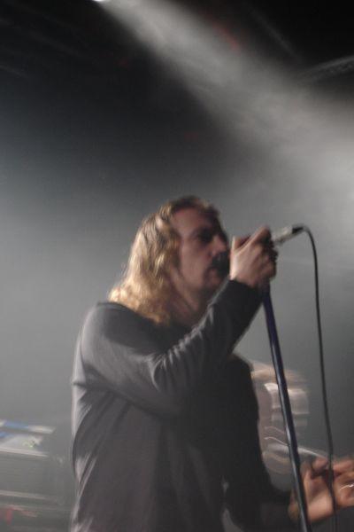 Paradise Lost - Vevey, 20/05/2005
