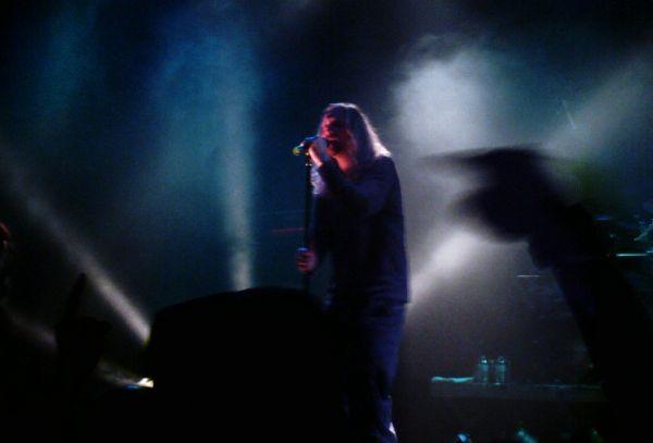 Paradise Lost - Lyon, 14/09/2007