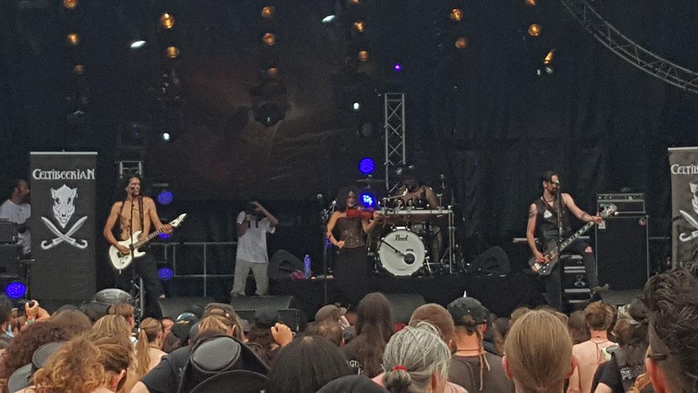 Celtibeerian - Ragnard Rock Fest Part 1, 18/07/2015