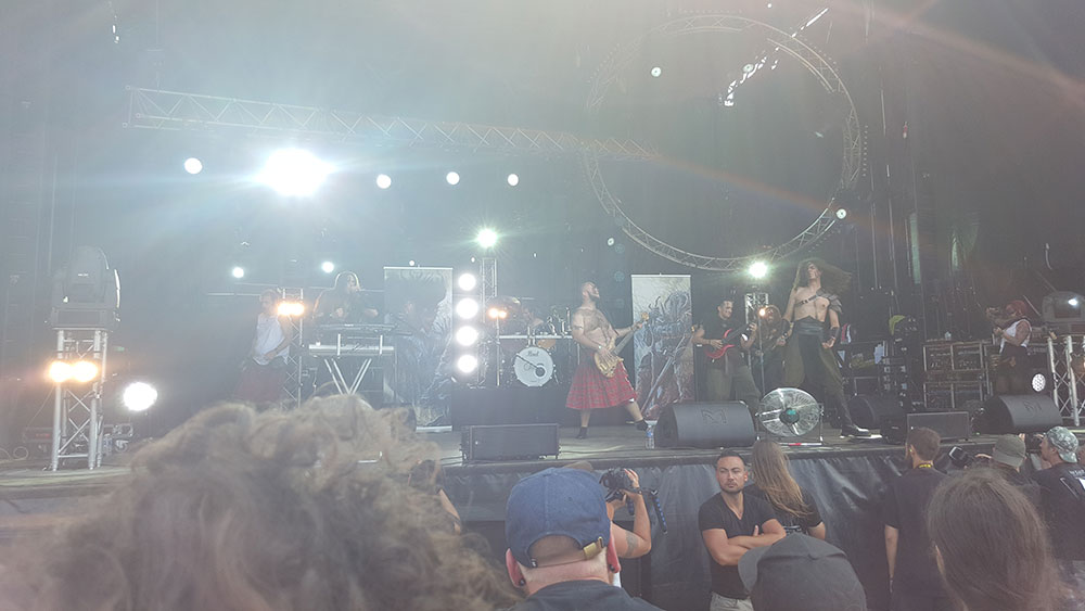 Cerevisia - Ragnard Rock Fest Part 1, 19/07/2015
