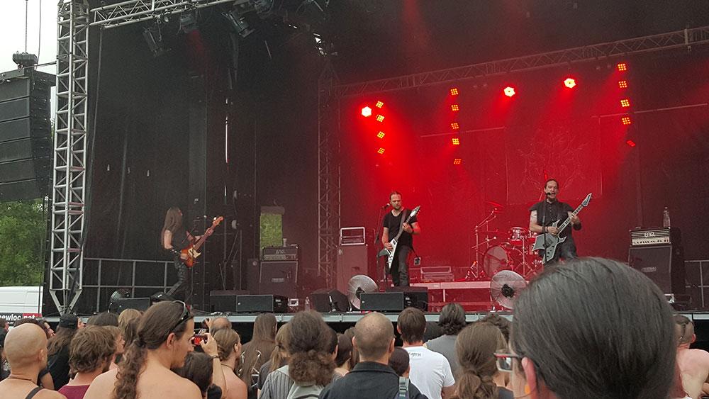 Evohe - Ragnard Rock Fest Part 1, 17/07/2015