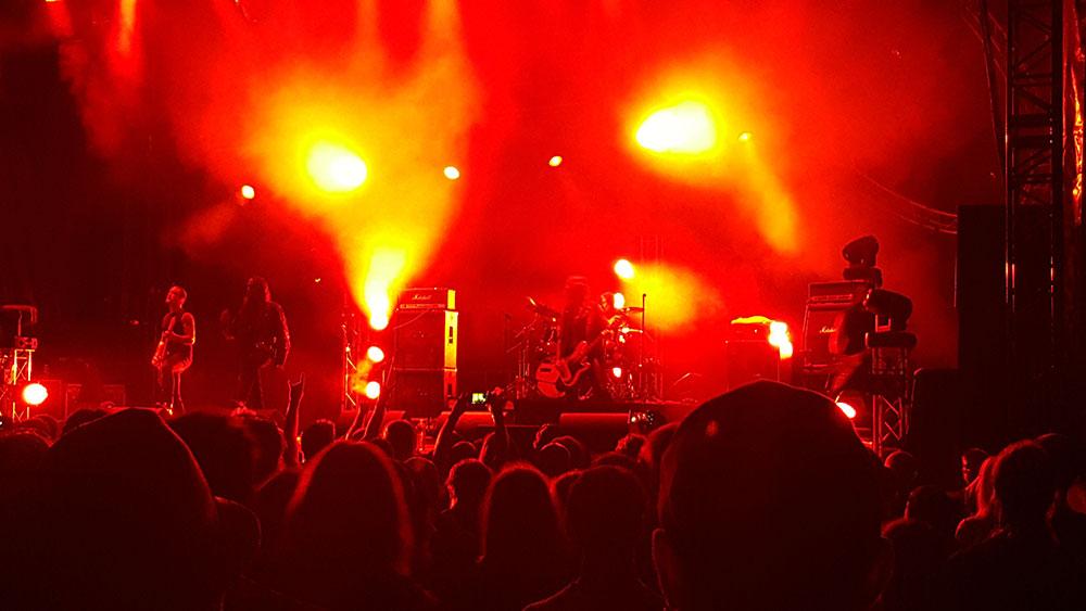 God Seed - Ragnard Rock Fest Part 1, 17/07/2015