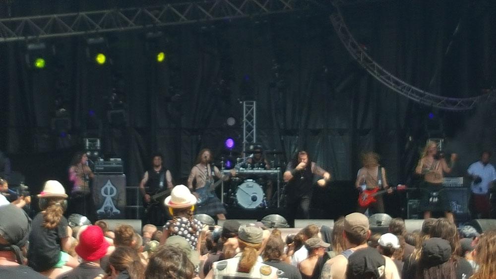 Helroth - Ragnard Rock Fest Part 1, 18/07/2015