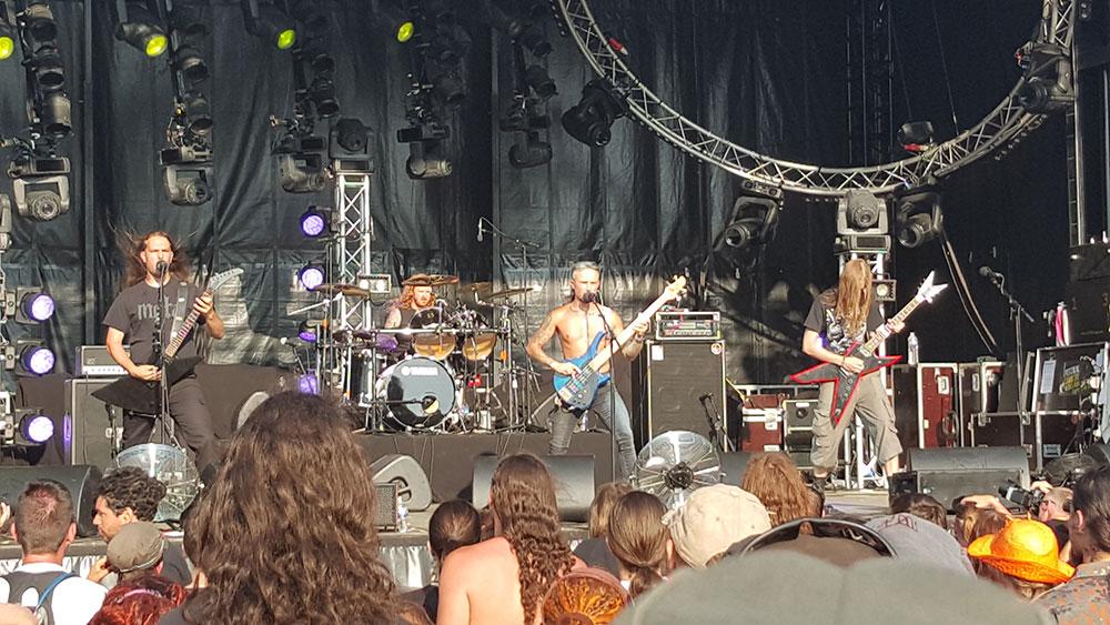 Himinbjorg - Ragnard Rock Fest Part 1, 19/07/2015