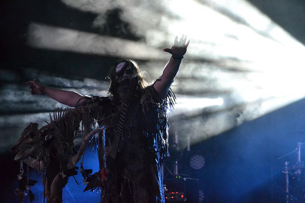 Nokturnal Mortum - Ragnard Rock Fest Part 1, 19/07/2015