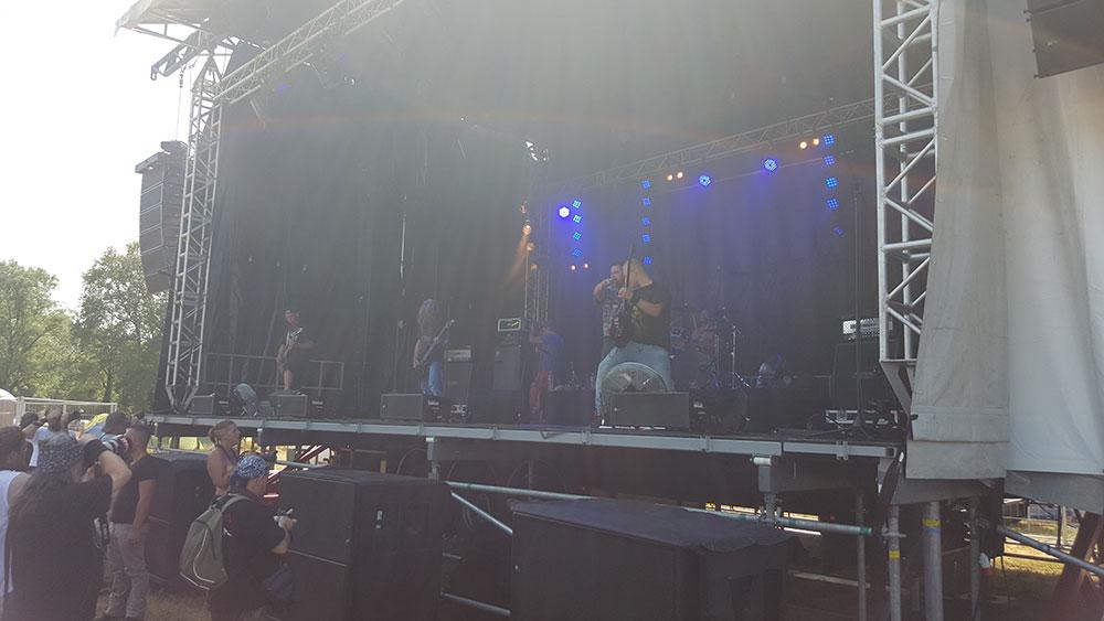 Obsession - Ragnard Rock Fest Part 1, 18/07/2015