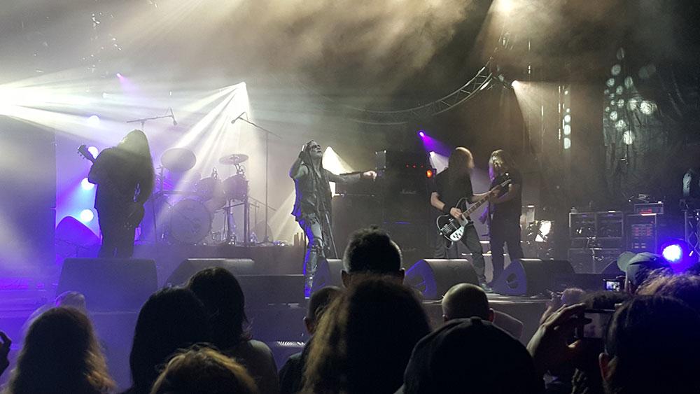 Primordial - Ragnard Rock Fest Part 1, 18/07/2015