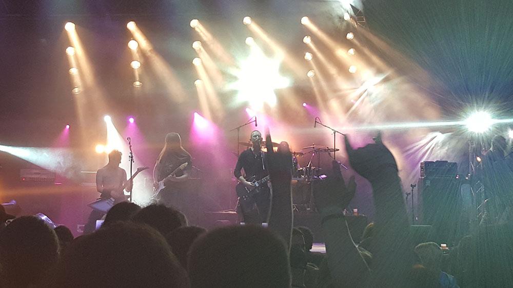 Skalmöld - Ragnard Rock Fest Part 1, 18/07/2015
