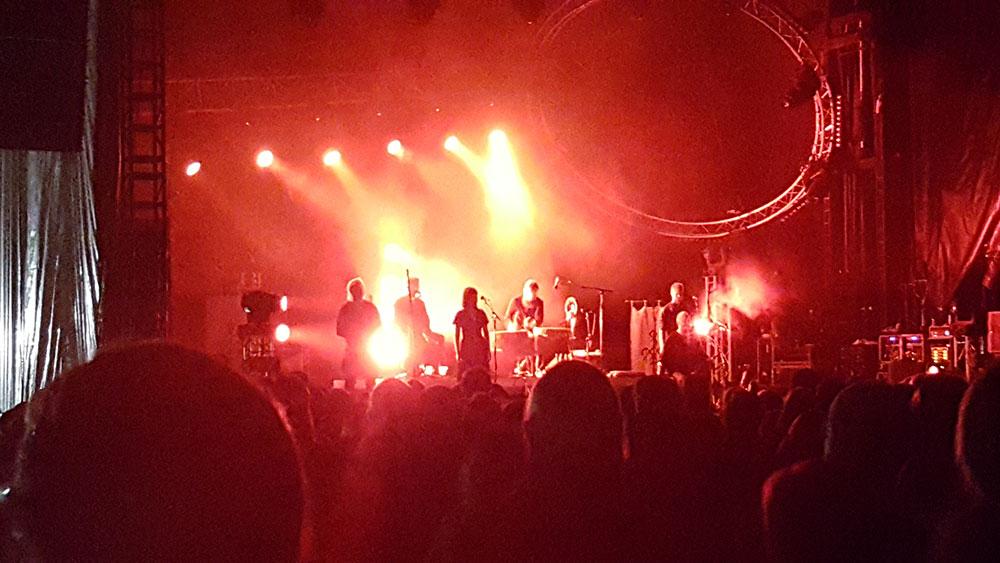 Wardruna - Ragnard Rock Fest Part 1, 17/07/2015