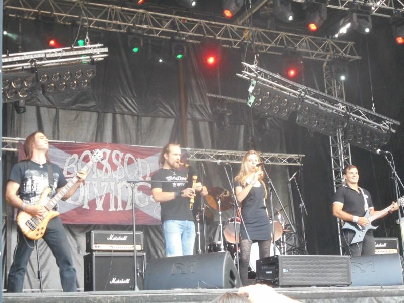 Boisson Divine - Ragnard Rock Fest Part 2, 22/07/2016