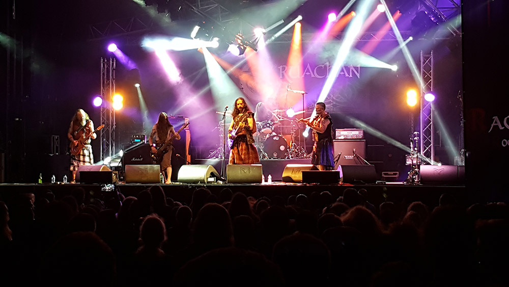 Cruachan - Ragnard Rock Fest Part 2, 22/07/2016