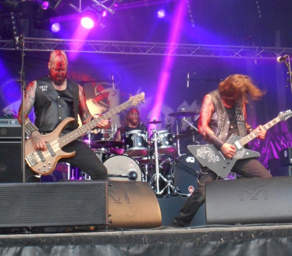 Ereb Altor - Ragnard Rock Fest Part 2, 22/07/2016