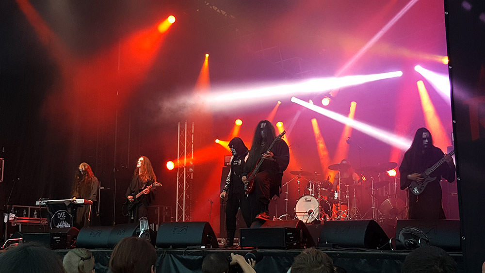 Kroda - Ragnard Rock Fest Part 2, 24/07/2016