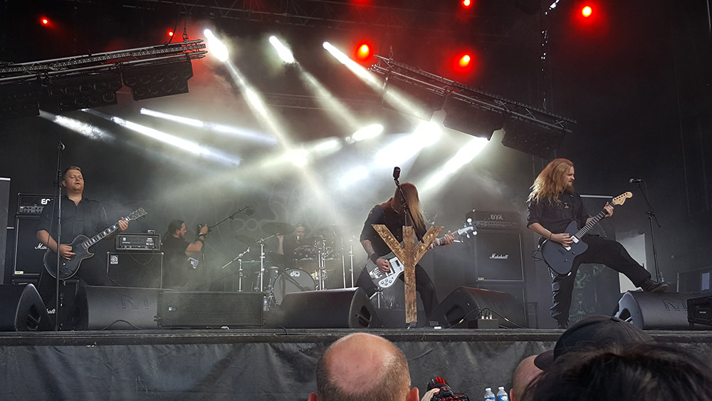 Månegarm - Ragnard Rock Fest Part 2, 24/07/2016