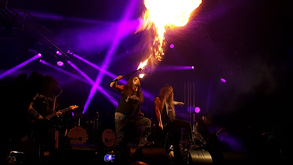 Nargaroth - Ragnard Rock Fest Part 2, 24/07/2016