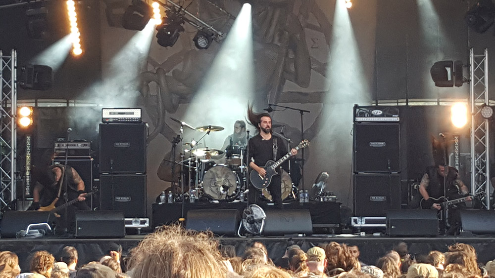 Rotting Christ - Ragnard Rock Fest Part 2, 24/07/2016