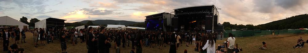 Ragnard Rock Fest 2 - Scènes Odin & Thor