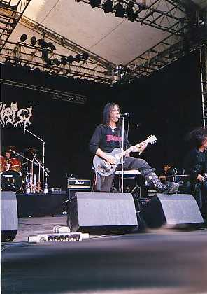 Rotting Christ - Metal Days, Z7, Pratteln, 02/08/2003