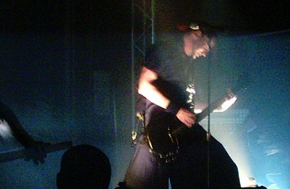 Samael - Genève, 23/04/2005