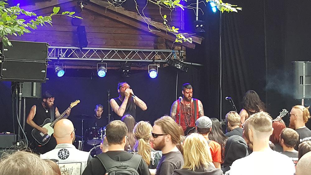 Serpens Luminis - Forest Fest VI - 15/07/2017