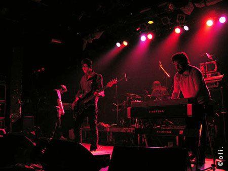 Shelving - Fjord Festival 1.0, Genève, 27/10/2007