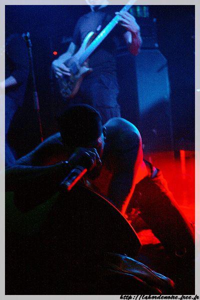 Shining - Lausanne, 16 décembre 2007