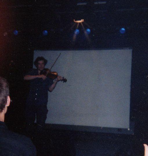 Sieben - L'Usine, Genève, 27/08/2004