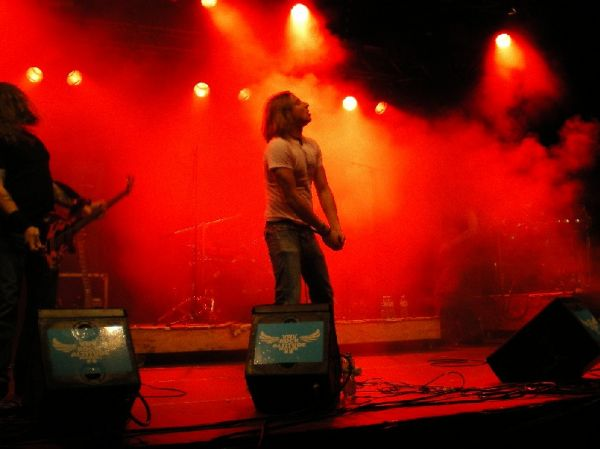Sludge - VNV Rock Altitude Festival, 17/08/2007