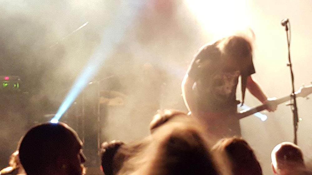 Sodom - Usine, Genève, 25 septembre 2015