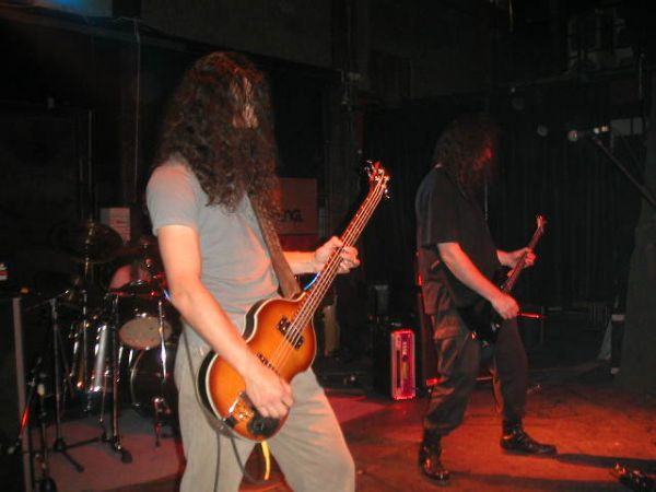 Solekhan - Hydrogyn Fest, Genève, 24/09/2004
