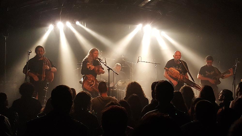 Stille Volk - La Cave à Musique, Mâcon, 22/04/2017