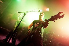 Stortregn - Black Metal Night