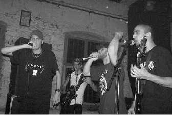 Strike - Grenoble, 24/02/2004