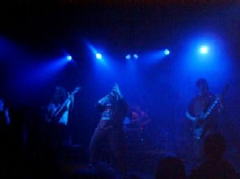 Stump Fucking - Guttural Tour, l'Usine, Genève, 07/02/2004
