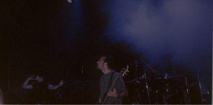 Sybreed - L'Usine à Gaz, Nyon, 25/06/2004
