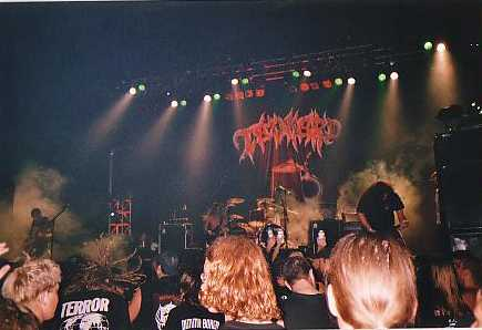 Tankard - Metal Days, Z7, Pratteln, 02/08/2003