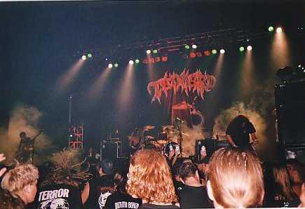 Tankard - Metal Days, Z7, Pratteln, 02/08/2003